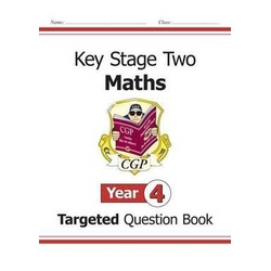 Key Stage 2 Year 4 Maths Question Book