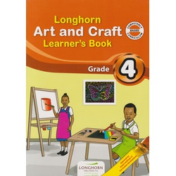 Longhorn Art and Craft Grade 4 (Approved)