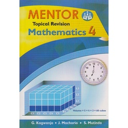 Mentor Topical Revision Maths 4
