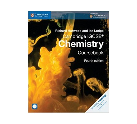 Cambridge igcse chemistry coursebook 4th edition text book centre cambridge igcse chemistry coursebook 4th edition fandeluxe Image collections