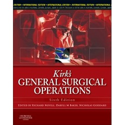 KIRKS GENERAL SURGICAL OPERATIONS 6ED