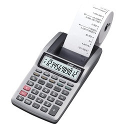 HR-8TM-GY Casio Calculator Pri