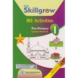 Klb Skillgrow Ire Activities Pre-Primary Learner's Woorkbook