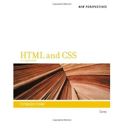 HTML and CSS: Introductory 6ED