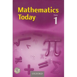 Mathematics Today Form 1 (Oxford)