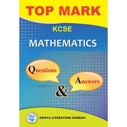 Topmark KCSE Mathematics Questions & Answers