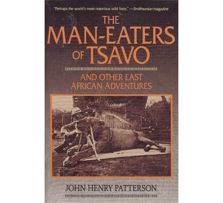 the man eaters of tsavo book pdf