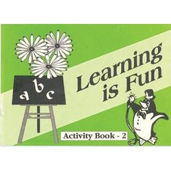 Learning is Fun- Activity Book 2