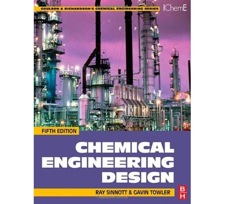 Chemical Engineering Design 5th Edition (Elsevier) (SA ...