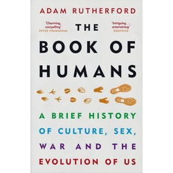 Book of Humans: A brief history of culture