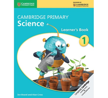 Cambridge Primary Science 1