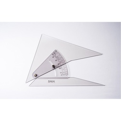 "Adjustable Set Square 8"" 5308 Taiwan"