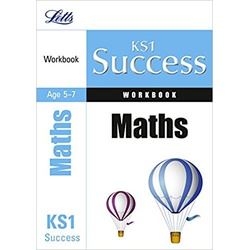 Key Stage 1 Success Maths SATS workbook