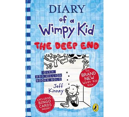Diary of a Wimpy Kid: The Deep End (Hard Back)