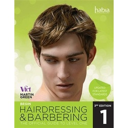 Begin Hairdressing and Barbering 1 3ED