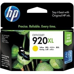 Hp Ink Cartridge 920XL Yellow