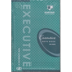 Executive Note Book A6