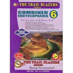 The Trail Blazers Combined Encyclopaedia 6