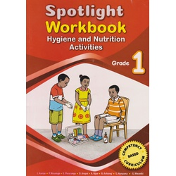 Spotlight Workbook Hygiene Activities Grade 1