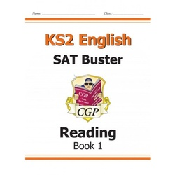 Key Stage 2 English SAT Buster Reading