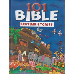 101 Bible bedtime stories BS01 (North Parade Publishing)