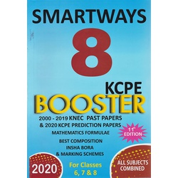 Smartways 8 KCPE Booster 2020