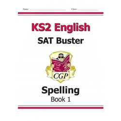 Key Stage 2 English SAT Buster Spelling