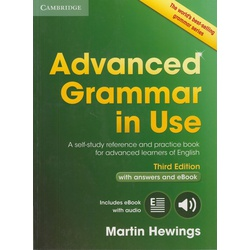 Advanced Grammar in Use with Answers & Ebook 3ED