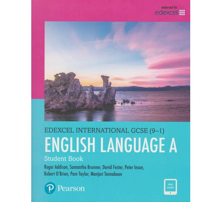 Edexcel International GCSE (9-1) English Language A Student Book