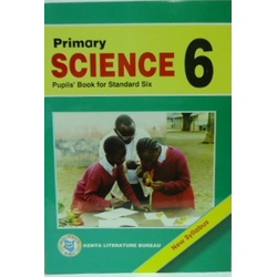 Primary Science Pupils'Book fo standard 6
