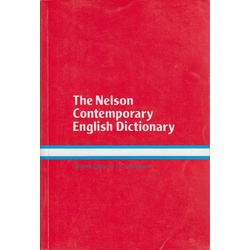 The Nelson Contemporary English Dictionary