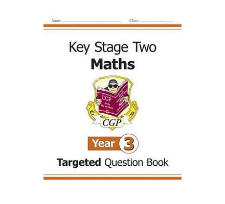 Key Stage 2 Year 3 Maths Question Book