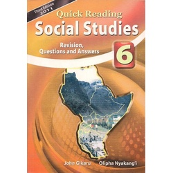 Quick Reading Social Studies 6