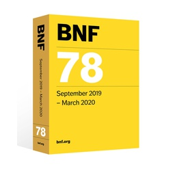 British National Formulary (BNF) 78 September 2019- March 2020