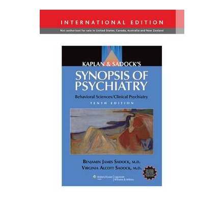 Synopsis of psychiatry 10th edition download.