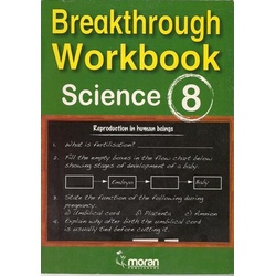 Primary Breakthrough Workbook Science 8