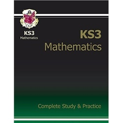 Key Stage 3 Maths Complete Study & Practice
