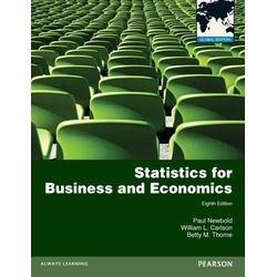 Statistics for Business and Economics 7ED