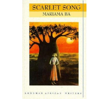 culture and tradition in scarlet song by mariama ba She thought that distortions of cultural thought and institutions are made to demonstrate masquerades as tradition and culture scarlet song is mariama ba.