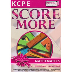KCPE Mirror mathematics | Text Book Centre