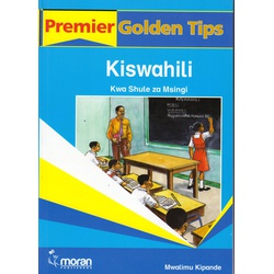 KCPE Golden Tips Kiswahili