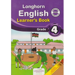 Longhorn English Learner's Grade 4 (Approved)