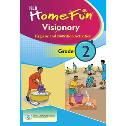 KLB: Home Fun Visionary Hygiene and Nutrition Activities Grade 2