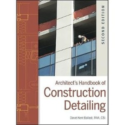 Architect's Handbook of Construction Detailing 2nd Edition
