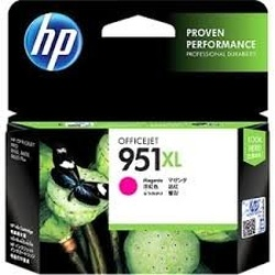 HP Ink Cartridge 951 Magenta XL