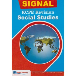 Signal KCPE Revision Social Studies