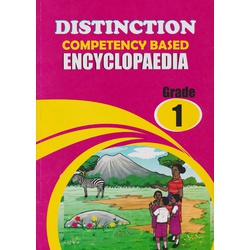 Distinction Competency Based Encyclopaedia Grade 1