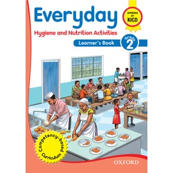 Everyday Hygiene and Nutrition Activities grade 2
