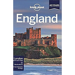 Lonely Planet England 7ED