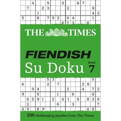 The Times Fiendish Sudoku Book 7